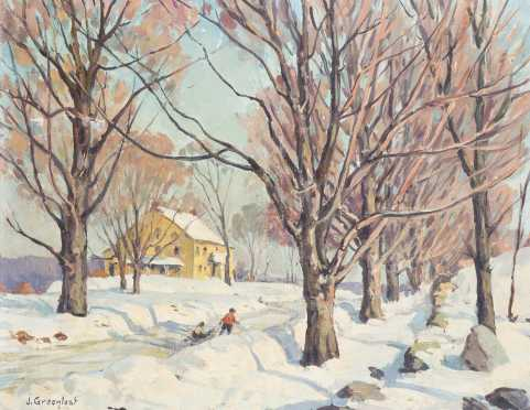 Jacob Greenleaf, Mass. (1887-1968)