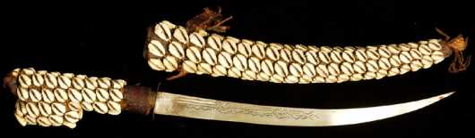 Dagger, possibly a North African Berber's or Amazighs dagger