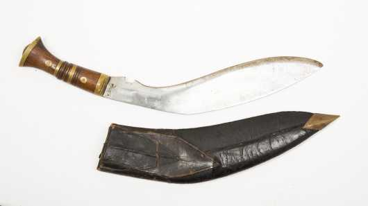 Nice World War II Indian Kukri