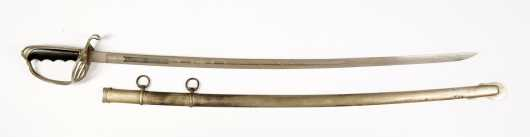 U.S. Army Model 1902 Officer's Sword