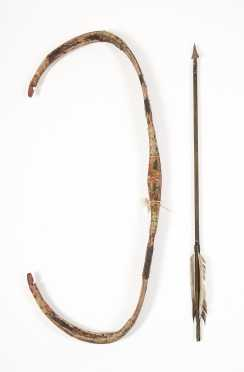 Ottoman Empire Decorated Archery Bow