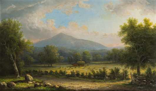 John White Allen Scott, Mass. (1815-1907)