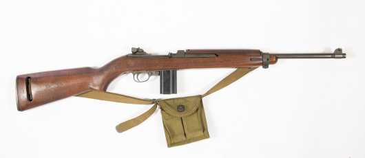 Excellent Plus Winchester Model M-1 Carbine Made In Mid-1944