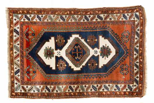 Kazak (Caucasus) Oriental Scatter Rug *AVAILABLE FOR 500.00*