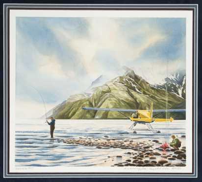Bob White, Minn./ Alaska (20/21stC)
