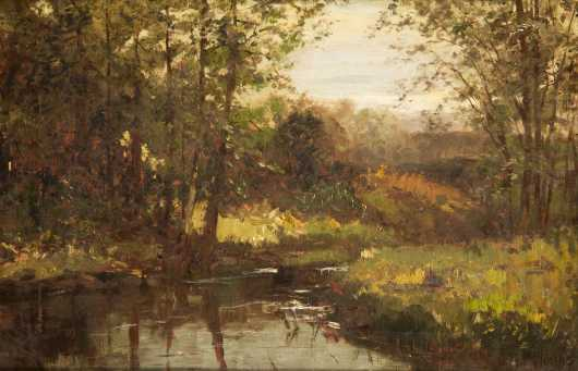 William Preston Phelps, Cheshire, NH (1848-1923)