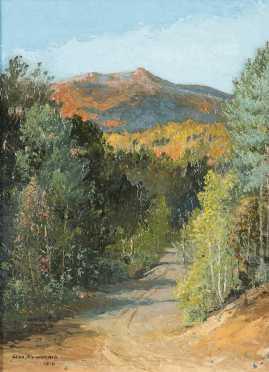 George Newcomb, Keene NH (1869-?)
