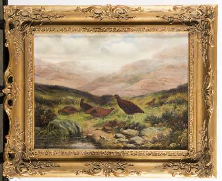 Ben Hold, England (1839-1917)