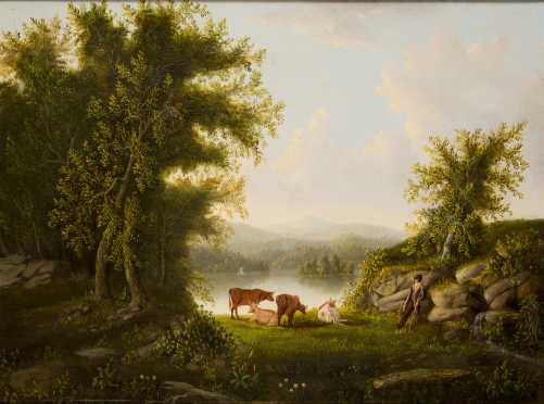 William Henry Titcomb, Mass./ NH (1824-1888)