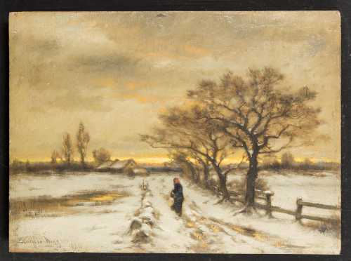 J. Carleton Wiggins, NY/ Conn. (1848-1932)