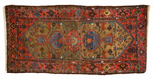 Hamadan- Kurd Scatter Size Oriental Rug