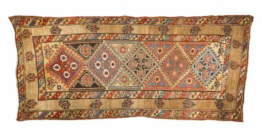 Kurd Caucasian Scatter Size Oriental Rug