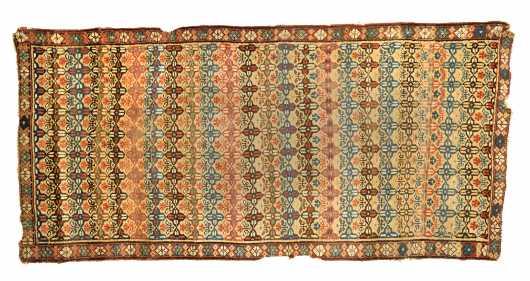 Kurd Caucasian Runner Oriental Rug