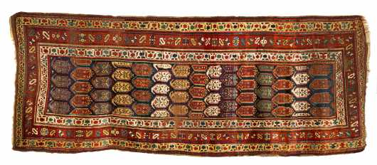 Kurd Runner Oriental Rug