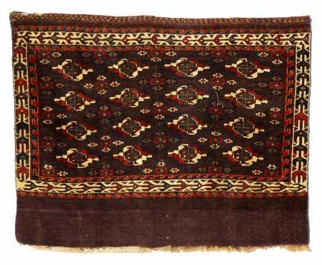 Tekke Bokhara Bag Face Oriental Rug