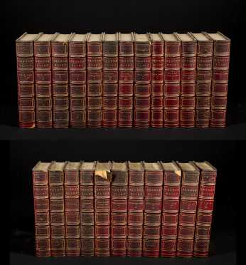 """The Works of George Eliot"" (24) Volumes"
