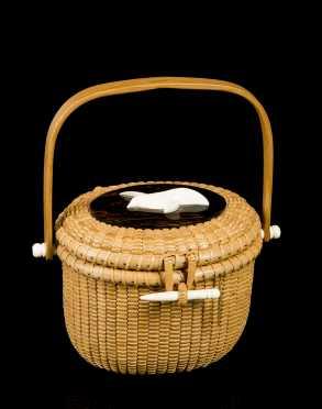 "Nantucket Basket Purse by ""DO Hoyt"""