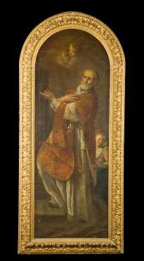 Andrea Sacchi, Italian (1599-1661) Attributed *AVAILABLE FOR $35,000*