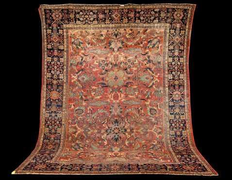 Sparta Room Size Oriental Rug