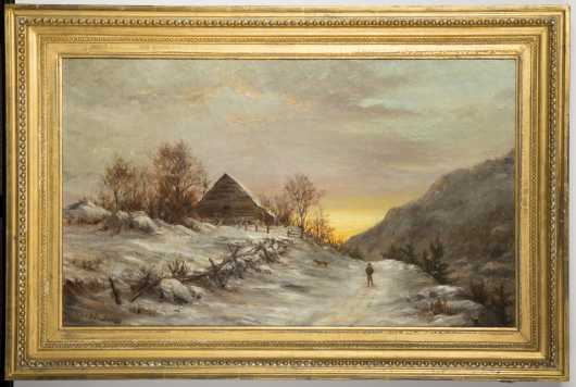 Kate White Newhall, New Jersey/California/ Massachusetts, 1840-1917 *AVAILABLE FOR $500*