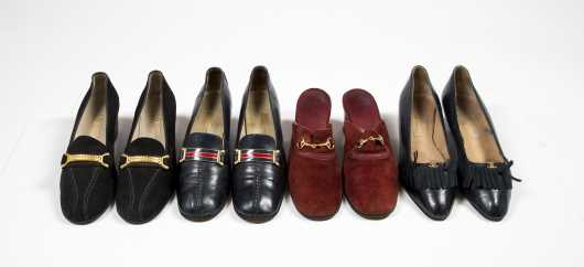 Four Pairs Gucci Heels *AVAILABLE FOR $100*