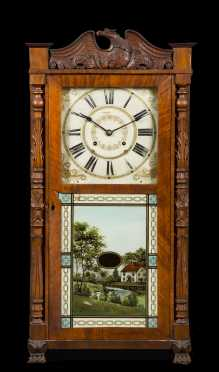 Jerome & Darrow Clock
