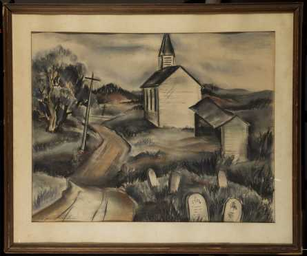Sister Jane Catherine Lauer, Ohio (1907-1988) *AVAILABLE FOR $150*