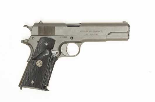 Colt World War I Era 1911 Government Model Pistol