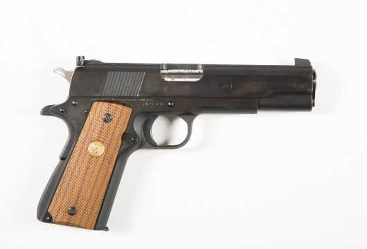 Colt Service Model Ace .22 Caliber Long Rifle Pistol
