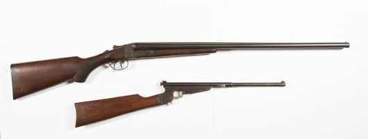 Two Old Firearms