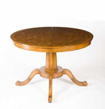 English Regency Style Extension Dining Table