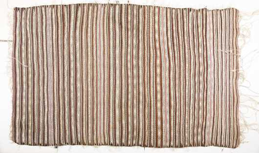 Moroccan Flat Woven Scatter Rug