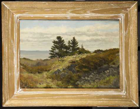 Coastal New England Landscape Paintings