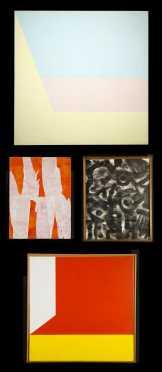 Omni Saari, Lot of Modern Art Pieces