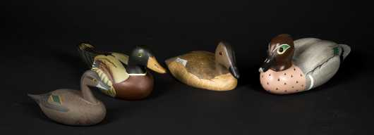 Miniature Decoys
