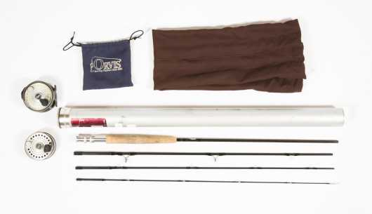Orvis 9X9 Four Piece 9� Graphite Rod for #9 Line