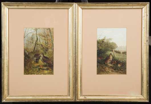 Pair of Prang Prints