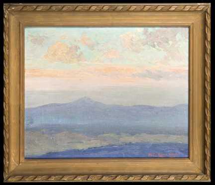 Charles Curtis Allen, Mass/VT, (1886-1950)