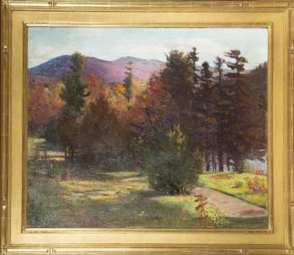 Abbot Henderson Thayer, NY and NH (1849-1921)