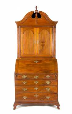 Important Beriah Goddard Rhode Island Chippendale Secretary Desk *AVAILABLE FOR $20,000*