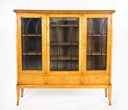 Biedermeier Style Cabinet