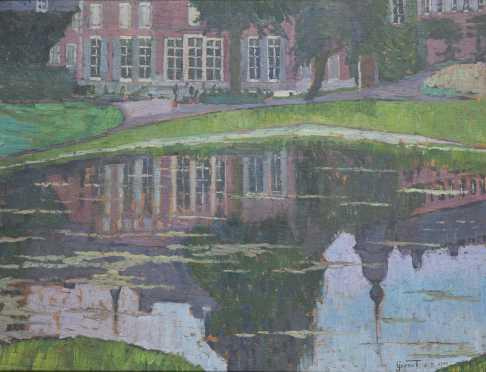 Julien Genot, Belgium (Born 1884)