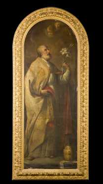 Andrea Sacchi, Italian (1599-1661) Attributed *AVAILABLE FOR $50,000*
