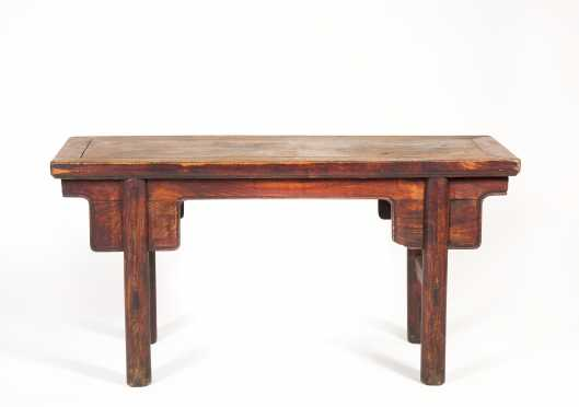 Chinese Low Table or Bench