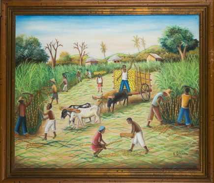 R. Seonidas, Cap-Haitien