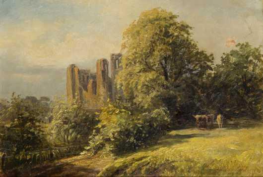 Charles C. Read, English (1882-1907)
