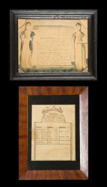 A Memorial and a Family Register