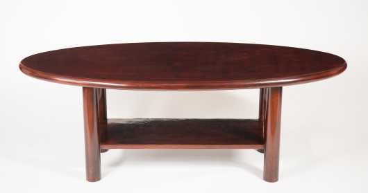 Tansuya-Ohta Studio Custom Lacquer Finished Coffee Table