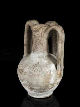 Early Middle Eastern Pottery Jug