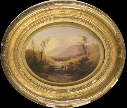 19thC American Landscape Painting